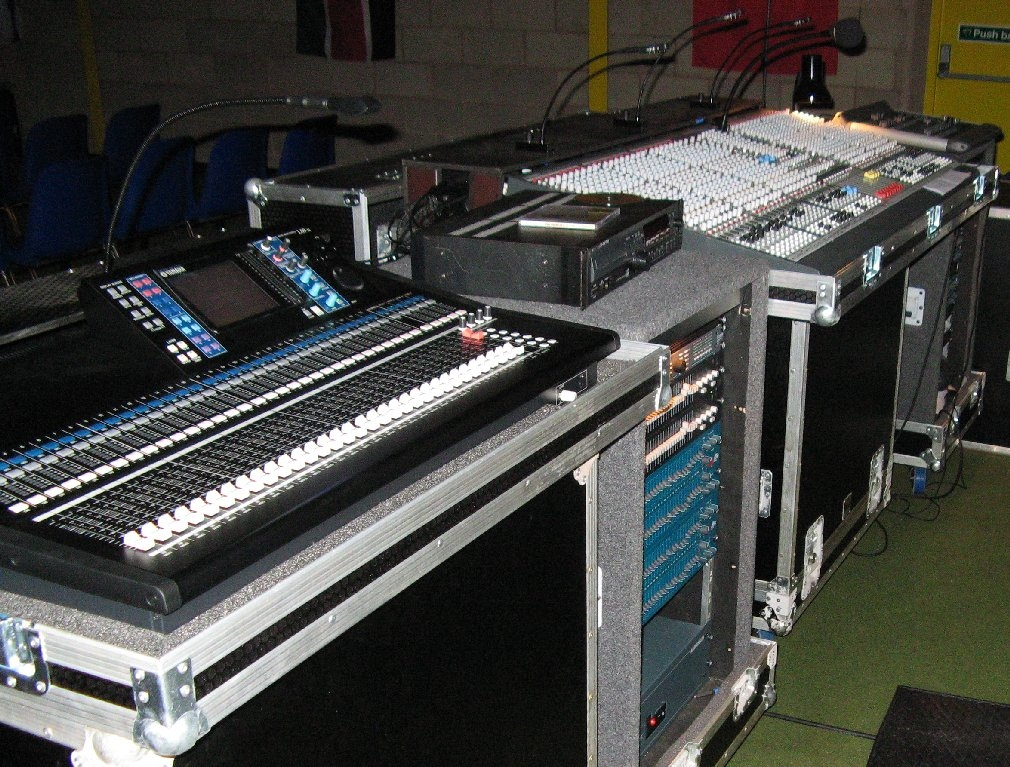 Pro Sound Amp Lighting Production Rental