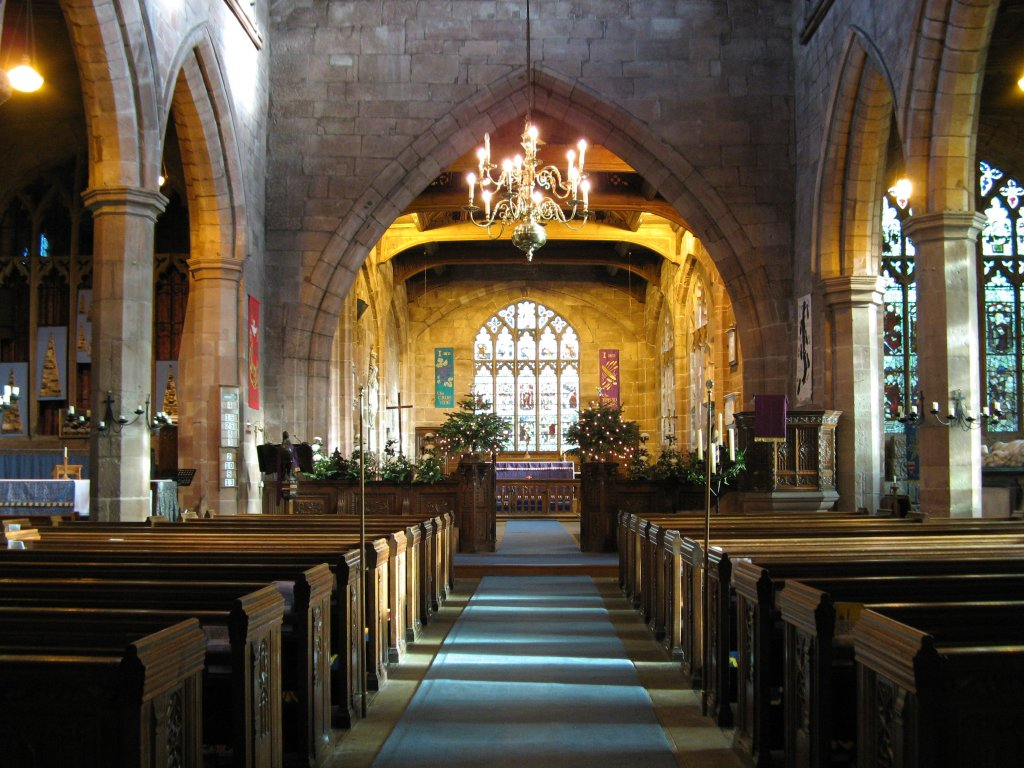 Church Sound System Installation