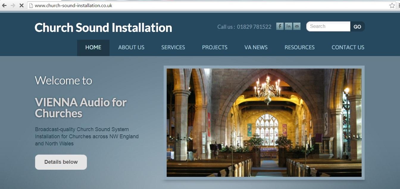 Church Sound System Pa Equipment Sales